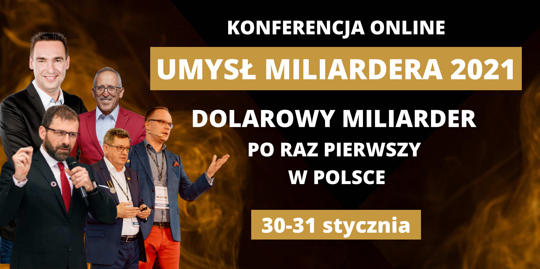 Kopia DOLAROWY MILIARDER PO RAZ PIERWSZY W POLSCE